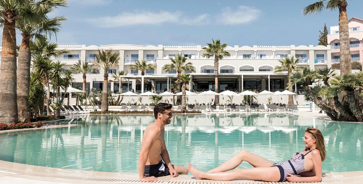 Mitsis Rodos Village Beach Hotel   Aegean Holidays